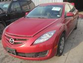 Mazda 6. Usa