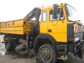Magirus Deutz 180-23, sunkvežimiai