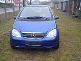 Mercedes-Benz A160. Europa iš šveicarijos(ch) возможна доставка