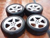 BMW, BMW LA wheel, star spoke 87, lengvojo lydinio, R20