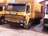 Scania 93, sunkvežimiai