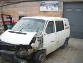 Volkswagen, CARAVELLE, keleiviniai mikroautobusai