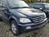 Mercedes-Benz ML400. Europa iš šveicarijos(ch) возможна доставка