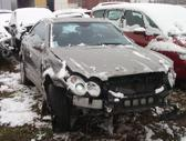 Mercedes-Benz CLK320 dalimis