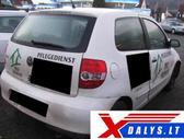 Volkswagen Fox. Xdalys.lt  bene didžiausia naudotų ir naujų