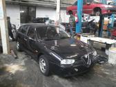 Alfa Romeo 156 dalimis. 147 ,156iš 2l benz. 2l diz. šveicarijo...