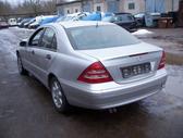 Mercedes-Benz C180 rezerves daļās. Detales galime pristatyti.