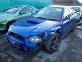 Subaru Impreza  WRX dalimis. 2001-2011 dalimis. taip pat yra i...