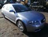 Audi A3 dalimis. Variklis 1,6 bgu