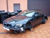 BMW 635 dalimis. Bmw 630i 2006m. bmw 630i cabrio 2006m.  bmw