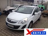 Opel Corsa dalimis. Www.xdalys.lt  bene didžiausia naudotų i...