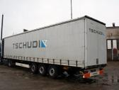 Krone SPR 27, trailer and semi trailer rental