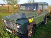 Land Rover Defender, 2.5 l., visureigis
