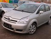 Toyota Corolla Verso. Darbo laikas: l-v  8.00-17.00 val.