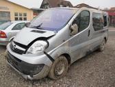 Opel Vivaro dalimis. Europa, automatas, keleivinis. taip pat y...