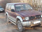 Mitsubishi Pajero, 3.0 l., Внедорожник
