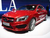 Mercedes-Benz CLA klasė. Naujų orginalių detalių užsakymas