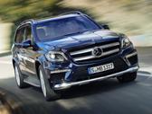 Mercedes-Benz GL klasė. Naujų orginalių detalių užsakymas