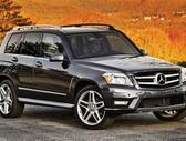 Mercedes-Benz GLK klasė. Naujų orginalių detalių užsakymas