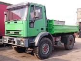 Iveco ML 135 E 4x4, dumpers / tippers