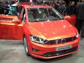 Volkswagen Golf Sportsvan. Naujų orginalių detalių užsakymas