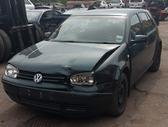 Volkswagen Golf. Vw golf,  iv , 2002 m., 1,9 tdį , 96 kw.,