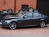 BMW 325 dalimis. Dalimis: bmw e91lci 320d m touring 2010m. b...