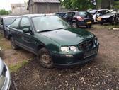 Rover 25. Naudotos automobiliu dalys automobiliai nuo 1995 ik...