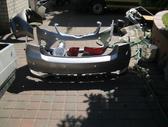 Toyota Avensis. buferiai salono ventiliatorius durys