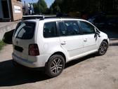 Volkswagen Touran dalimis. Europa,webasto,7 vietos , navigacij...