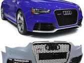 Audi A5. Rs 5 look priekinis bamperis nuo 11m naujas plastmasin
