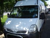 Nissan Interstar, krovininiai mikroautobusai