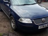 Volkswagen Passat. Vw passat, 2001 m., 1,9 tdį, 74 kw., mechan...