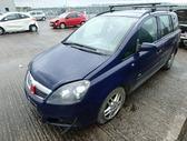 Opel Zafira. dalis pristatome panevėžio mieste ir