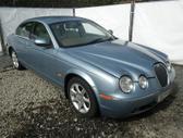 Jaguar S-Type. Variklis ardomas dalimis.ratai r17ir r18.uab