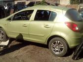 Opel Corsa.  europa 2-4 duru, dyzel-benzin, dalis siunciu