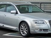 Audi A6 ALLROAD. Naujų orginalių detalių užsakymas