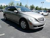 Mercedes-Benz R klasė dalimis. Xenonai,longas,oda juoda 7vietu...