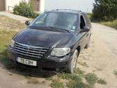 Chrysler Grand Voyager dalimis. Rida 120000km france salonas