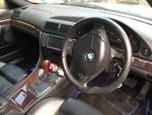 BMW 740. Bmw 740 2000 m, lieti ratai r18, odinis rekaro salonas,