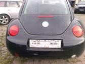 Volkswagen Beetle dalimis