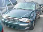 Ford Windstar. Automobilis dalimis turime daugiau sio modelio