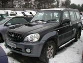 Hyundai Terracan dalimis. доставка бу запчастей с разтаможкой ...