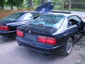 BMW 8 serija dalimis. Bmw 840ci 1994-1998m. (4.0 ir 4.4 l) bmw