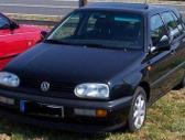Volkswagen Golf. Autodalys taip pat perkame automobilius ardym...