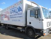 MAN TGL 12.210, sunkvežimiai