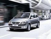 Hyundai Getz kėbulo dalys