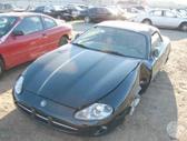 Jaguar XK-Series. Pristatome i bet kuri lietuvos miesta