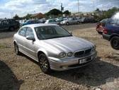 Jaguar X-Type. Vairas dešinėje  darbo laikas: i-v 9:00-17:0...