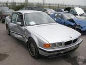BMW 735. Bmw 728 (1999m. automatinė pavarų dėžė, odinis salona...